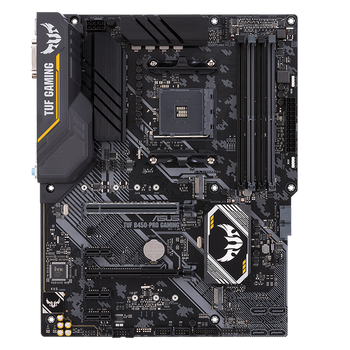 ASUS TUF B450-PRO GAMING DDR4 4400Mhz  RGB LED AM4