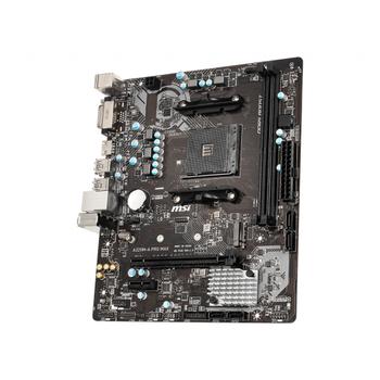 MSI A320M-A PRO MAX DDR4 3200 (OC) DVI HDMI mATX