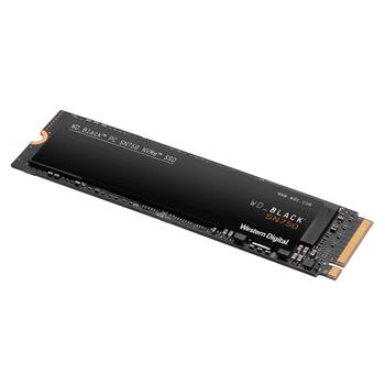 250GB WD BLACK SN750 M.2 NVMe WDS250G3X0C 3100/1600MB/s SSD