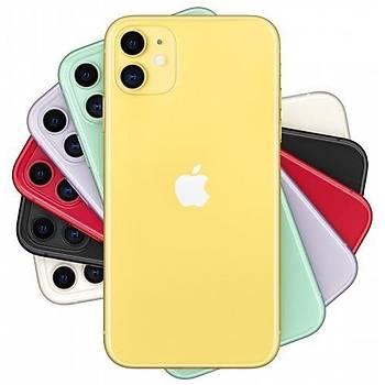 APPLE ÝPHONE 11 256GB SARI – MHDT3TU/A AKSESUARSIZ