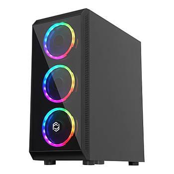 FRISBY FC-8890G 650W RGB FAN GAMING KASA
