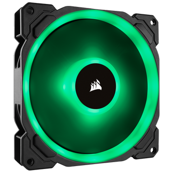 CORSAIR LL140 CO-9050074-WW ÇÝFT IÞIK DÖNGÜ RGB LED PWM FAN
