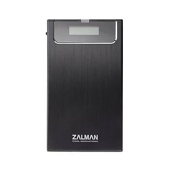 """ZALMAN ZM-VE350 2.5"""" USB 3.0 ALUMÝNYUM DÝSK KUTUSU"""