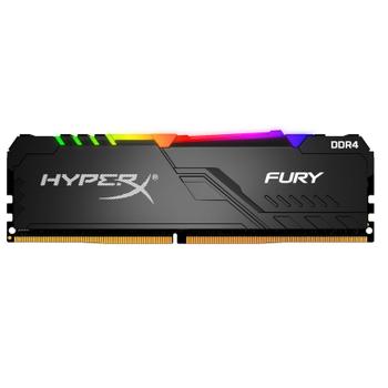 8GB HYPERX FURY RGB DDR4 3200Mhz HX432C16FB3A/8 1x8G