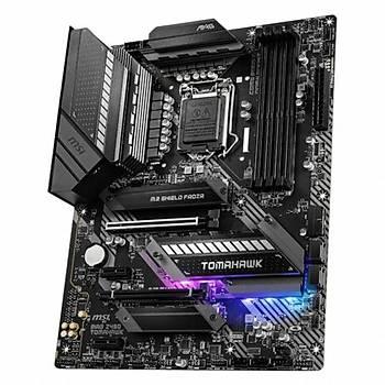 MSI MAG Z490 TOMAHAWK DDR4 S+V+GL 1200p