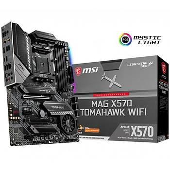 MSI MAG X570 TOMAHAWK WIFI DDR4 M.2 S+V+GL AM4