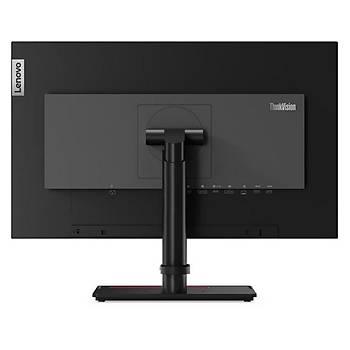 23.8 LENOVO ThinkVision P24h-20 61F4GAT1TK IPS QHD 4MS 60HZ HDMI DP 3 Yýl Garanti