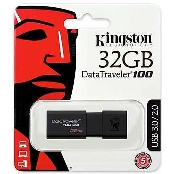 32GB USB3.0 DT100G3/32GB KINGSTON