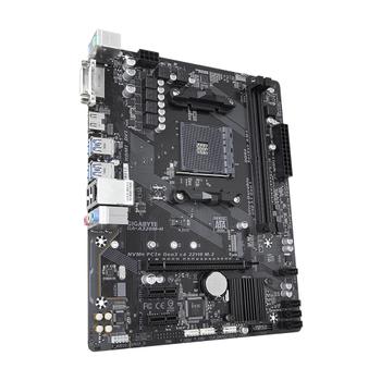 GIGABYTE GA-A320M-H AM4 DDR4 DVI HDMI mATX
