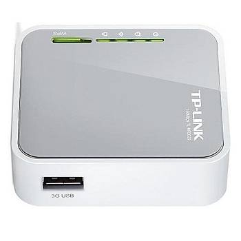 TP-LINK TL-MR3020 3G/3.75G 150M KABLOSUZ N ROUTER