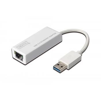 DIGITUS DN-3023 USB 3.0 GIGABIT ETHERNET ADAPTÖR