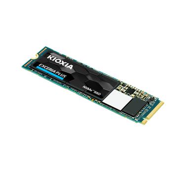 500GB KIOXIA EXCERIA PLUS NVMe M.2 3D 3400/2500 (LRD10Z500GG8)