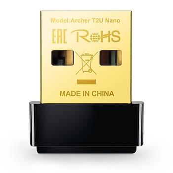 TP-LINK ARCHER T2U 600MBPS NANO USB ADAPTÖR