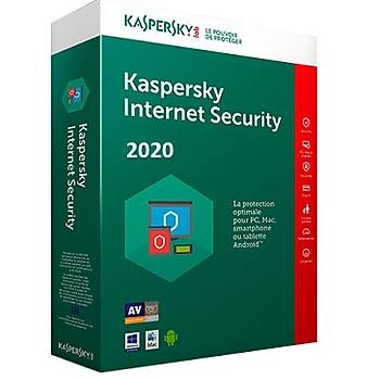 KASPERSKY INTERNET SECURITY 2019 TÜRKÇE 2 KUL 1YIL