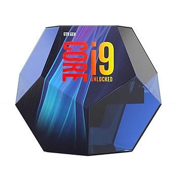 INTEL CORE Ý9-9900K 5.0GHZ 16MB 1151P FANSIZ 9.NESÝL