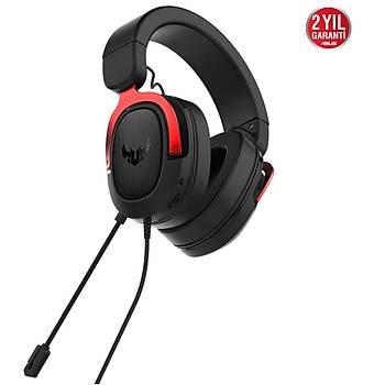 ASUS TUF GAMING H3 7.1 RED PC/PS4 XBOX KULAKLIK