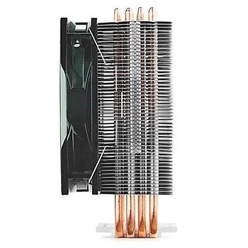 DEEP COOL GAMMAXX 400 INTEL/AMD LED CPU SOÐUTUCU