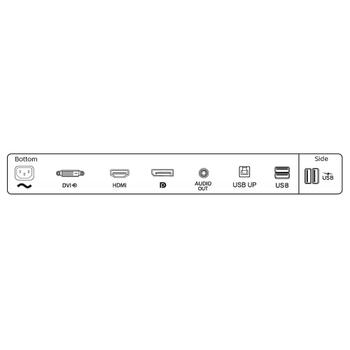 27 PHILIPS 275B1-00 IPS 75HZ 4MS 2K HDMI DP DVI