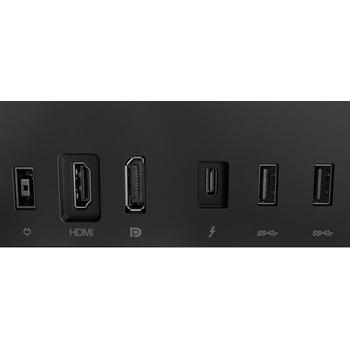27 LENOVO ThinkVision X1 61C2GAT1TK 4K IPS 4MS 60HZ HDMI DP THUND 3 Yýl Garanti