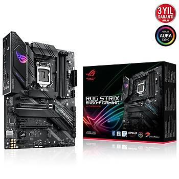 ASUS ROG STRIX  B460-F GAMING 2933/2133Mhz 1200p
