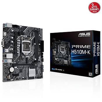 Asus PRIME H510M-K S+V+GL 1200p