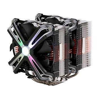 ZALMAN CNPS20X 14CM LED CPU SOÐUTUCU (ÝNTEL-AMD)