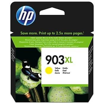 HP 903XL Yellow  Mürekkep Kartuþ T6M11AE