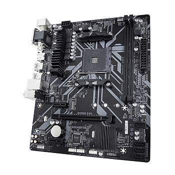 GIGABYTE B450M S2H AMD B450 DDR4 M2 mATX
