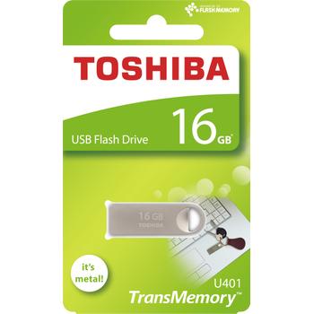 16GB USB2.0 METAL KASA OWAHRI  TOSHIBA THN-U401S0160E4