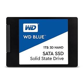 """1TB WD BLUE 2.5"""" 560/530MB/s WDS100T2B0A SSD"""