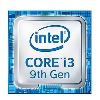 INTEL CORE i3-9100F 3.70 GHZ 6MB 1151P TRAY