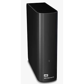 "12TB WD 3.5"" USB3.0 ELEMENTS SÝYAH WDBWLG0120HBK-EESN"