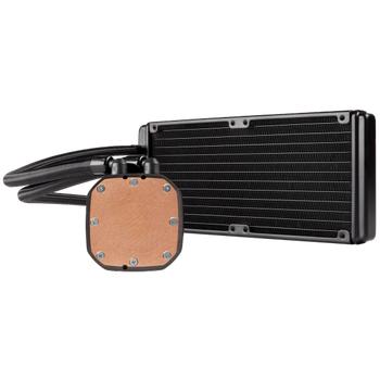 CORSAIR HYDRO CW-9060040-WW H100X 240MM SIVI CPU