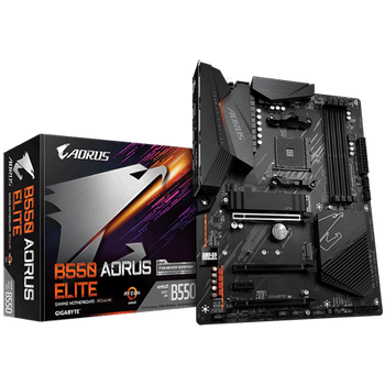 GIGABYTE B550 AORUS ELITE DDR4 4000(OC) HDMI AM4