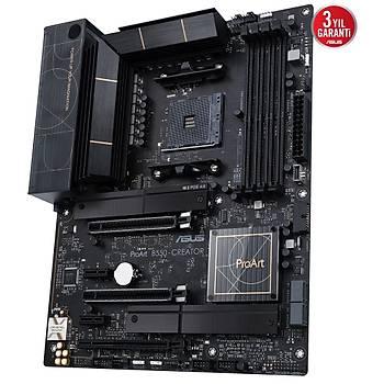 ASUS PROART B550-CREATOR DDR4 4600(O.C HDMI DP AM4