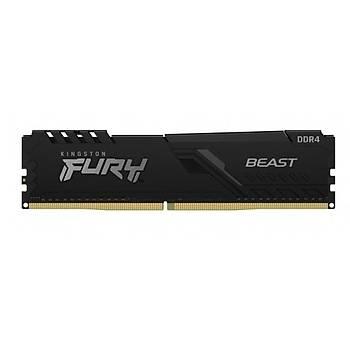 8GB KINGSTON FURY DDR4 3200Mhz KF432C16BB/8 1x8G