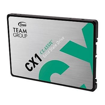 """960  GB TEAM CX1 SSD 2,5"""" 540-490 MB/s"""