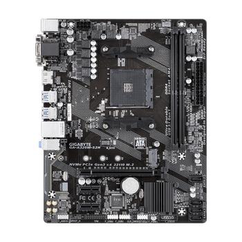GIGABYTE GA-A320M-S2H DDR4 HDMI USB3.1 M.2 AM4