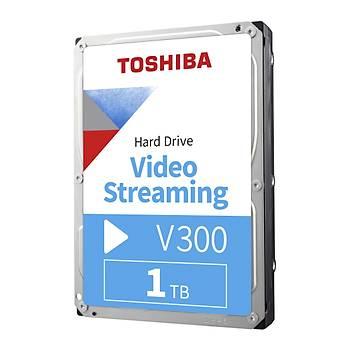 1TB TOSHIBA 5700RPM V300 7/24 SATA3 64MB HDWU110UZSVA