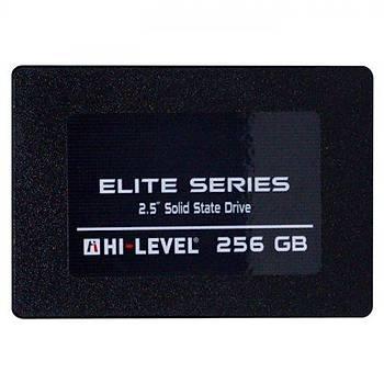 HI-LEVEL 256GB Elite Ssd Disk HLV-SSD30ELT/256G