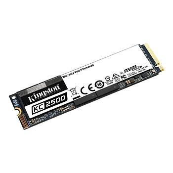 250GB KINGSTON KC2500 SKC2500M8/250G 3500/1200MB/s NVMe SSD
