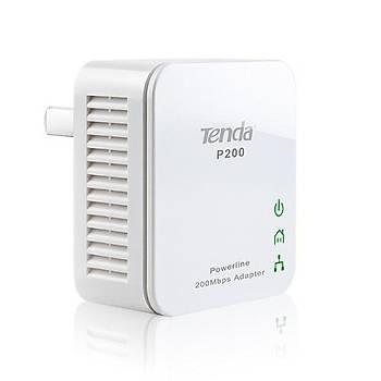 TENDA PW201A+P200 HOMEPLUG WIRELESS KIT 300Mbps