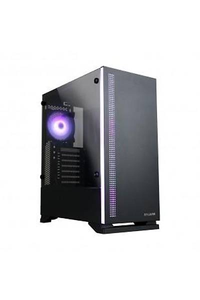 ZALMAN S5 BLACK ATX MÝDÝ TOWER KASA