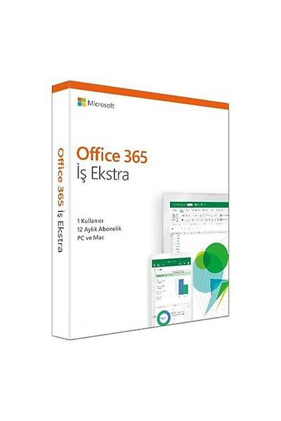 MS OFFICE 365 ÝÞ EKSTRA TR KUTU KLQ-00437(1 Yýllýk)