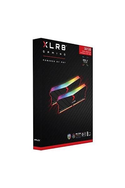 32 GB DDR4 3600 Mhz PNY XLR8 EPIC-X RGB (16GBx2)
