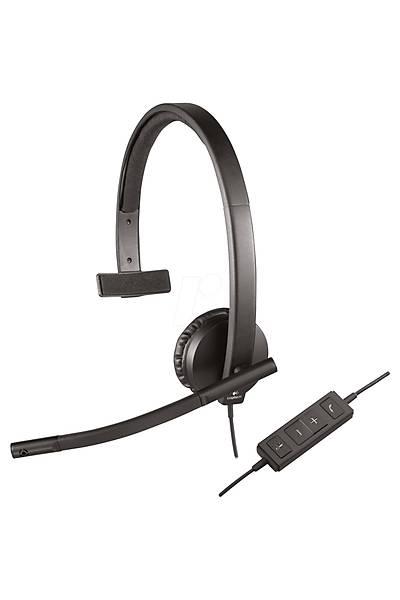 LOGITECH H570e STEREO USB KULAKLIK 981-000571