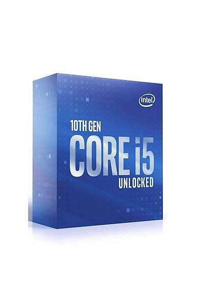 INTEL CORE i5-10600KF 4.10Ghz 12MB 1200p 10.Nesil
