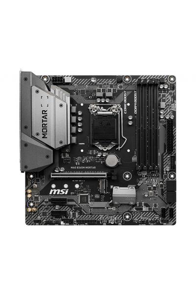 MSI MAG B365M MORTAR DDR4 2666 HDMI USB3.1 mATX