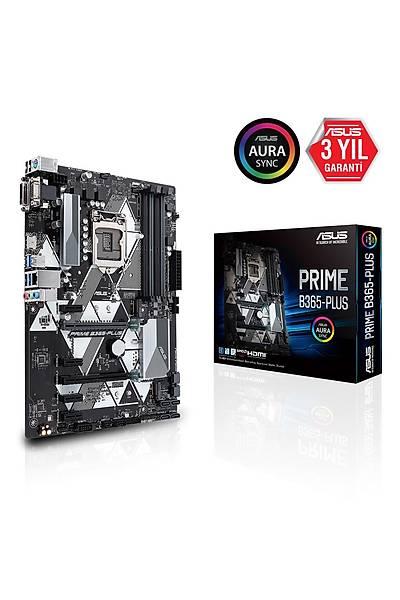 ASUS PRIME B365-PLUS DDR4 2666 M.2 HDMI 1151 ATX