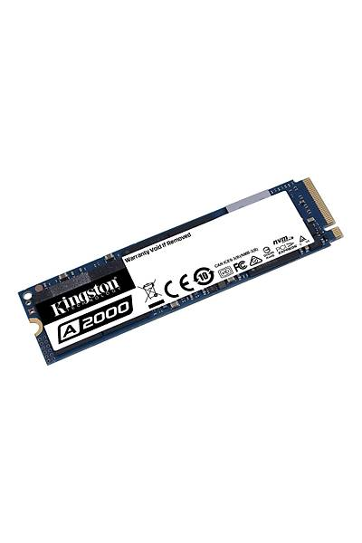 250GB KINGSTON A2000 SA2000M8/250G 2000/1100MB/s M.2 NVMe SSD
